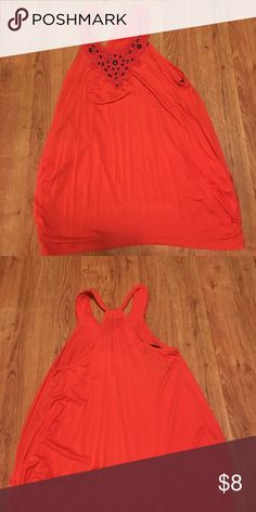 Tank top Very cute tank, I feel like the picture does not do justice. Excellent used condition. Iz Byer Tops Tank Tops