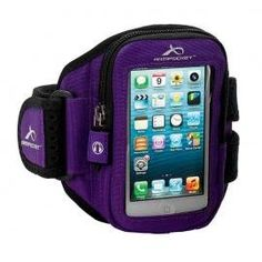 Arm Pocket Aero i10 Armband Purple Small 10PPS * You can get more details by clicking on the image.