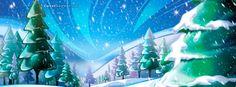 Snow Storm Facebook Cover CoverLayout.com