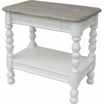 Newport Rectangle Side Table--love this