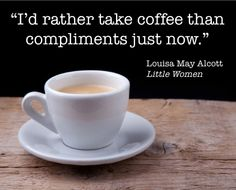 Wouldn't you? #CoffeeHi