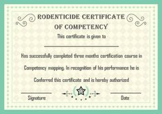 Certificate of Competency: 22 Templates in Word, Excel and PDF - Template Sumo Certificate Templates, Free Printables, Sumo, Pdf, Free Printable