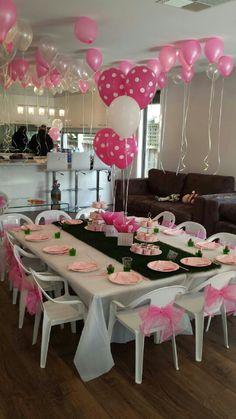verjaardag tafel versieren