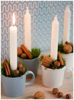 let-og-hurtigt-julepynt-med-kopper-lys-noedder-kanel-og-mos