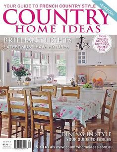Cool Vol 10 No 2 Country Home Ideas The Country Lifestyle Magazine Largest Home Design Picture Inspirations Pitcheantrous