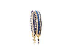 Watch Over Me bracelet stack from Astley Clarke