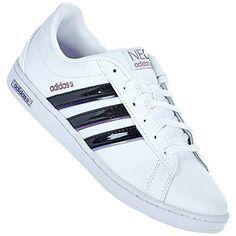best sneakers 64b2b c4316 ... chill w Adidas NEO Label Derby W Damen Sneaker. Diese Echtleder-Sneaker  aus der NEO- ...