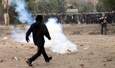 CAIRO — The United States has shipped teargas to Egypt's security forces....APRIL 12, 2013