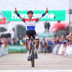 Mathieu van der Poel wins Superprestige Gieten