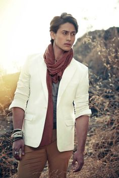 Tiger Shroff, Indian actor and martial artist, b. 1990