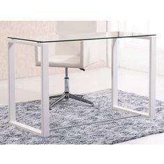 Mesa de escritorio Benetto XL, blanco · 129€