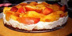 Broskyňovo tvarohový dezert • recept • bonvivani.sk