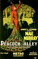 Mae Murray in Peacock Alley (1922)