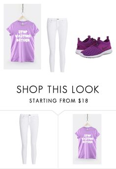 """""""idewk"""" by carman-rodriguez ❤ liked on Polyvore featuring rag & bone and NIKE"""