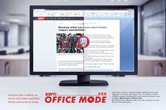 ESPN Office Mode - Kayran Moroni - Redator