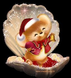 ♥️ JUST CUTE ❤️ The Effective Pictures We Offer You About beautiful GIF A quality picture can tell you many things. You can find the most beautiful pictures that can be presented to you about GIF dive Christmas Animals, Christmas Pictures, Merry Christmas And Happy New Year, Vintage Christmas, Happy Birthday Video, Christmas Wonderland, Cute Mouse, Christmas Drawing, Beautiful Gif