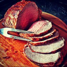 Roasted Beef...