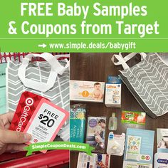 Free 60 welcome bag and rare coupons target baby registry free target baby samples coupons 20 gift card what negle Images