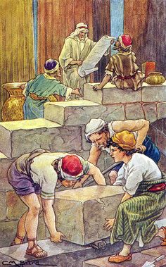 building of king solomon's temple - Google Search