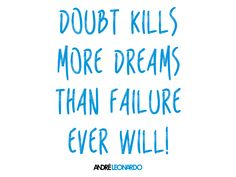 No regrets! Just make it happen!