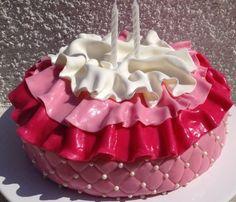 Bolo#pink#cake#festa#aniversário#birthday#party