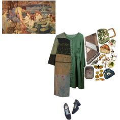'81 by late70s on Polyvore featuring By Walid, Les Néréides, Beekman 1802 and joannanewsom