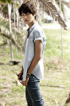 Kai from EXO (Kim Jong In)