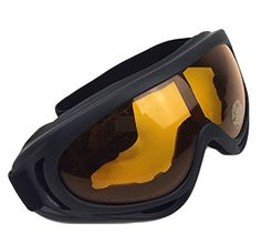 Chariot Trading  Airsoft X400 Windproof Skiing Glasses Wind Dust Goggle >>> More info could be found at the affiliate link Amazon.com on image.
