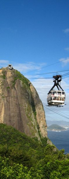 Sugar Loaf Mountain cable car ~ just like Bond, James Bond ~ Rio de Janeiro, Brazil  A travel board all about Rio de Janeiro Brazil. Includes Rio de Janeiro beaches, Rio de Janeiro Carnival, Rio de Janeiro sunset, things to do in Rio de Janeiro, Rio de Janeiro Copacabana and much more. -- Have a look at http://www.travelerguides.net