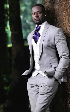 Os 22 homens negros mais elegantes de terno – Inspire seu Casamento