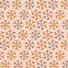 'skating' | Pattern design by anyan