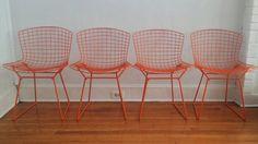 SALE  Fully Restored Vintage Bertoia Side Chair... —
