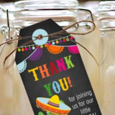 Mexican Fiesta Favor Tags Quinceanera Decorations, Quinceanera Party, Quinceanera Photography, Drink Sleeves