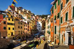 Hiking through Cinque Terre- day trip from Florence.