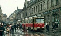 Flashback Oradea: Tramvaie prin Oradea