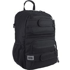 Eastsport Skater Backpack Black >>> Learn more by visiting the image link.