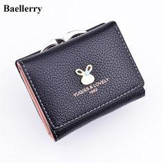 3e9df1f368 wallet women Letter Pattern womens wallets and purses Short Wallet Card  Holder Women Purse Coin Purse Bank Card Bags 50