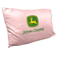 Pink John Deere Pillowcase Little girls love tractors too especially if their Daddy drives one so it may be the best time to splash out. John Deere Bedroom, Pink Pillow Cases, Kids Bedding Sets, Cute Bedroom Ideas, Bath Decor, Baby Fever, Girls Bedroom, Cool Things To Buy, Toddler Bed