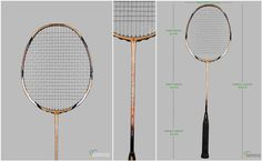 Badminton Racket Ashaway Superlight 79SQ