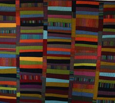 Abstract Quilt 4 by poshdee, via Flickr