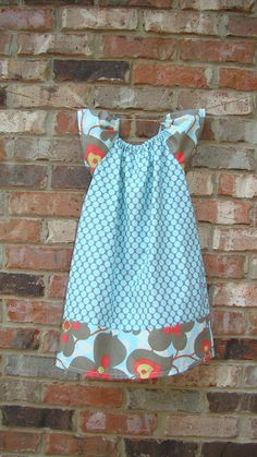 Flutter Sleeve Peasant Dress  Size 3  Ready to by KnitCraftSew, $30.00