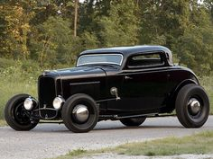 Ford Model B Coupe 1932