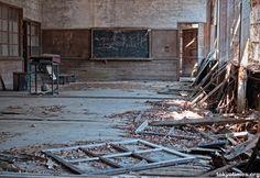 Abandoned School, Japan