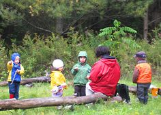 Canada's First Forest School - check out the website for lots of resources