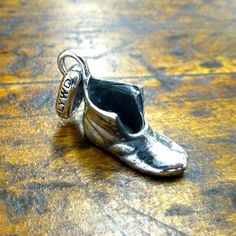 Shoe Charm Sterling  by GOOD ART HLYWD