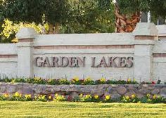 Garden Lakes Community in Avondale, AZ #homesforsale #realestate #lakefront #waterfront #arizona #homes