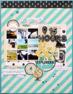 15 Hours - like the 4x4 print collage with 9 photos