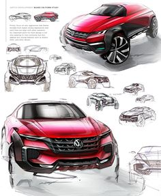 VW T-ACTIVE concept (2016) on Behance