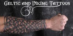 viking tattoo designs | Celtic and Viking Tattoos
