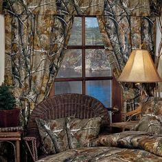 Realtree(R) Rustic Camo Comforter Bedding